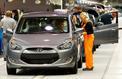 Automobile: le coréen Hyundai à la conquête de l'Europe