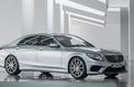 Mercedes S 63 AMG, la limousine en muscles