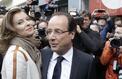 Valérie Trierweiler et François Hollande restent «en bons termes»