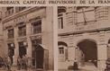 Il y a cent ans : le pouvoir prend ses quartiers à Bordeaux