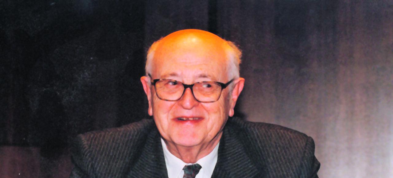 André Goosse, l'homme du «Bon Usage»