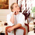 Amandine Chaignot, la sérénité d'une cuisine juvénile.