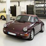 Chez Porsche, l'atelier devrait bientôt s'ouvrir à la 911 type 993.