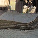 Ce genre de tapis est utilisé pour camoufler les voitures.