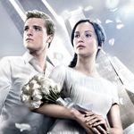 Jennifer Lawrence dans <i>Hunger Games: l'embrasement. </i>