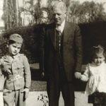 Joe et sa sœur Richelle tenue par Jules Dassin.