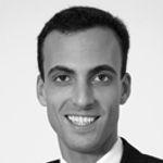 L'avocat Bastien Ottaviani, du cabinet Vaughan.