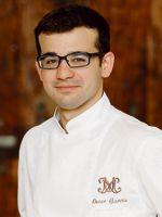 Oscar Garcia, La maison d'Uzès (30), est le plus jeune étoilé de la dernière promotion Michelin.
