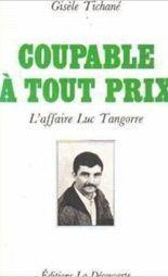 La couverture du livre de Gisèle Tichané.
