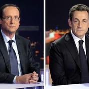 Débat électrique entre Sarkozy et Hollande