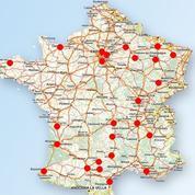 Écotaxe : les poids-lourds vont bloquer les routes de France samedi