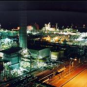 Hausse de la production chimique en France