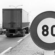 Valls veut tester la vitesse à 80km/h sur des routes de France