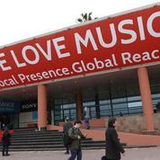 La musique française convoite les profits de l'industrie du numérique