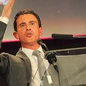 A Pau, l'attaque frontale de Valls contre Bayrou