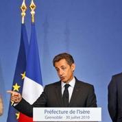 Le discours de Grenoble de Nicolas Sarkozy