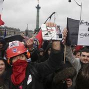 Un nouveau «Jour de colère», premier bras de fer pour Valls à Matignon