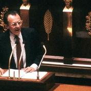 En 1988, le discours de politique générale de Michel Rocard