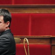 Manuel Valls tente un rappel à l'ordre de ses députés