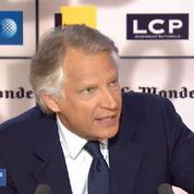 UMP : le soutien inattendu de Dominique de Villepin à Nicolas Sarkozy