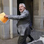 Frédéric Cuvillier, dernier ministre à déroger à la règle du non-cumul