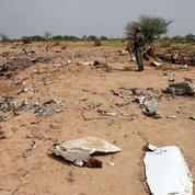 Crash d'Air Algérie : les passagers «n'ont pas souffert»