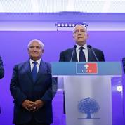 Des sarkozystes voudraient voir Fillon et Juppé quitter la tête de l'UMP