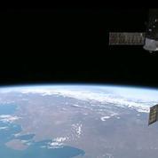 Du plancton trouvé sur la Station spatiale internationale