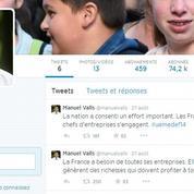 Les tweets gênants que Manuel Valls a tenté de faire disparaître