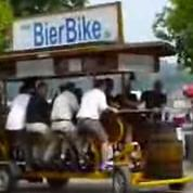 Les Bierbikes, ces vélos à bière qui dégradent l'image de Berlin