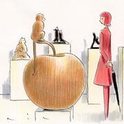 La Biennale des antiquaires vue par le dessinateur François Avril