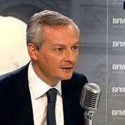 Bruno Le Maire : «Bien sûr que je connaissais Bygmalion»
