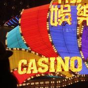 La valeur des principaux casinos de Macao a fondu d'un tiers en un an