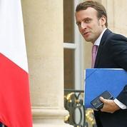 Macron propose de «faire avancer les choses» sur l'assurance-chômage