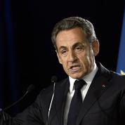 À Caen, Nicolas Sarkozy revient sur l'affaire Fillon-Jouyet