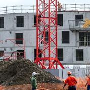 La construction de logements neufsau plus bas depuis les années 1940 en France