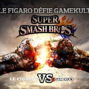 Défi jeu vidéo : Le Figaro affronte Gamekult sur Super Smash Bros. (WiiU)