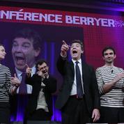 À la conférence Berryer, Arnaud Montebourg étrille l'ENA et «la gauche caviar»