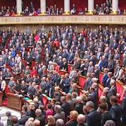 Les députés entonnent La Marseillaise en hommage aux victimes des attentats