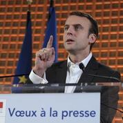Secret des affaires : Macron annonce des amendements pour protéger la presse