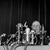 De Gaulle: «Je ne manquerai pas de mourir un jour»