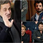 Bruel, Sarkozy et Youn seront à Londres pour supporter le PSG