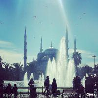 Qorz a voyagé à Istanbul grâce à son compte Instagram. Crédit photo: Instagramers City Guide / @Qorz