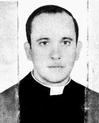 François, alors Jorge Mario Bergoglio.