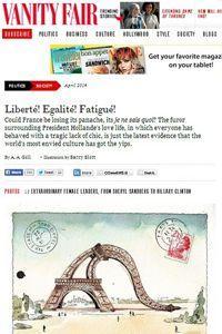 L'article de <i>Vanity Fair</i> US.