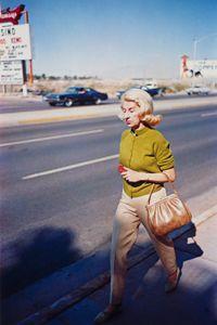 <i>Las Vegas</i>, de William Eggleston, ca 1965-68.