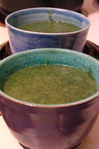 La soupe aux orties est un vrai régal! Crédit photo: Rudi Riet sous licence Creative commons.