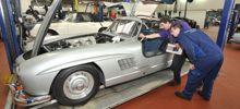Confier sa Mercedes à Stains est un gage de sérénité.