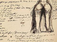 Le carnet retrouvé de Balzac