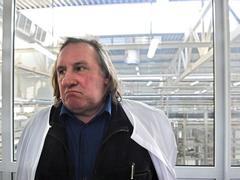 Depardieu: son hôtel particulier aux Russes
